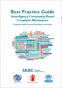 Best Practice Guide Inter-Agency Community-Based Complaint Mechanisms