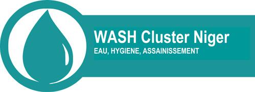 WASH cluster Niger logotype