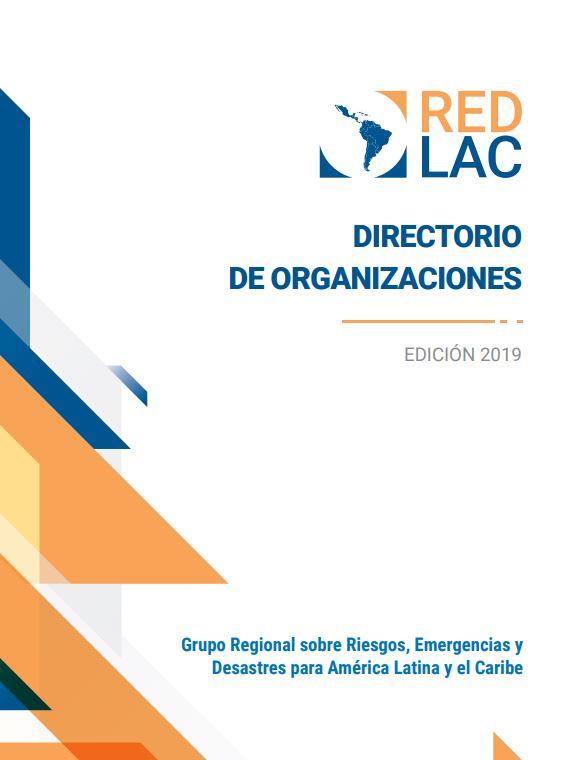 Directorio de Organizaciones REDLAC 2019