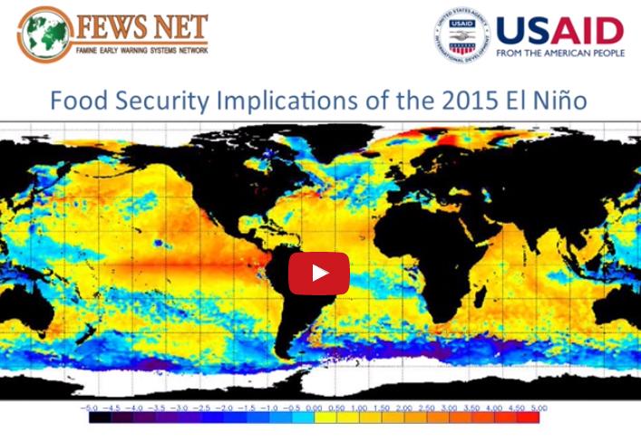 Food Security Implications of the 2015 El Niño