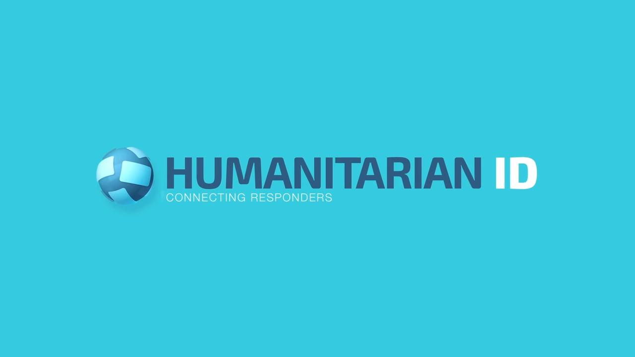 Inscrivez-vous pour HumanitarianID  (partagez vos contacts et restez à jour)
