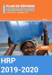 Cover of Haïti: Plan de Réponse Humanitaire, 2019-2020, janvier 2019