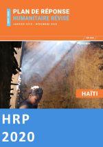 Cover of Haïti | Plan de Réponse Humanitaire (HRP) révisé pour 2020 | février 2020