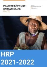 Screenshot of Haïti : Plan de réponse humanitaire (2021-2022)