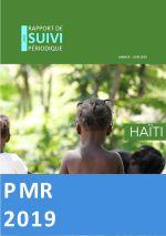 Cover of Haïti | Rapport de suivi périodique | janv-mars 2019