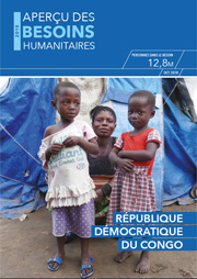 Cover of Aperçu des besoins humanitaires 2018