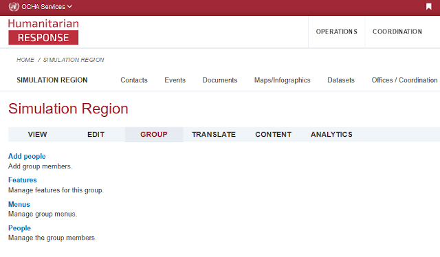 Screenshot of the HR.info admin dashboard