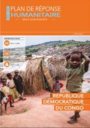 Cover of Plan de réponse humanitaire 2017-2019