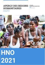 Cover of Haïti : Aperçu des besoins humanitaires (2021)