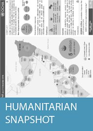 Cover of Humanitarian Snapshot