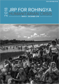 JRP for Rohingya Humanitarian Crisis: March - December 2018