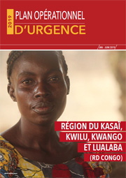 Cover of Plan opérationnel d'urgence 2019