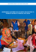 Addressing Customer Due Diligence Obligations To Promote Rohingya Financial Inclusion