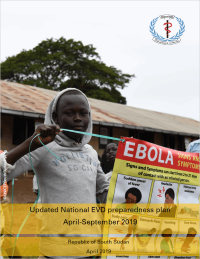 National EVD Preparedness Plan (April - September 2019)