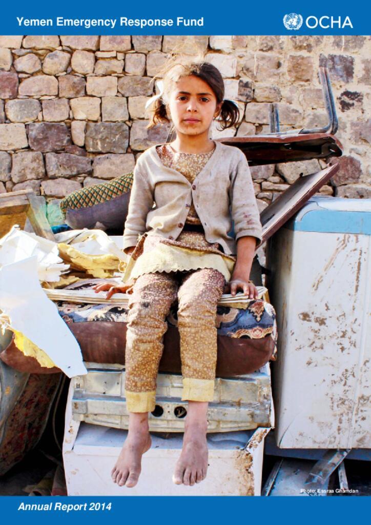 Yemen Emergency Response Fund 2014 Annual Report