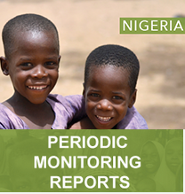 Nigeria Periodic Monitoring Reports
