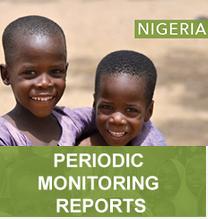 Nigeria Periodic Monitoring Reports