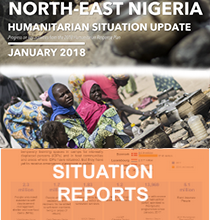 North-East Nigeria Humanitarian Situation Update