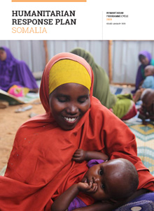 Cover of Humanitarian Response Plan Somalia