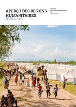 Burundi : HNO 2021 cover page