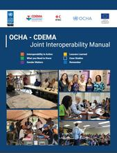 OCHA CDEMA Joint Interoperability Manual