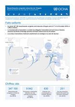 RD Congo : Rapport de Situation N°2 sur les ressortissant congolais retournés de l'Angola