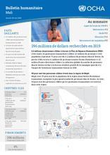 Mali : Bulletin d'information humanitaire janvier - février 2019