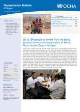 Ethiopia Bi-Weekly Humanitarian Bulletin,  13 - 26 August 2018