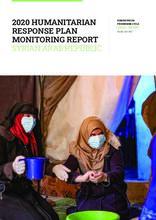 Syrian Arab Republic:Humanitarian Response plan Monitoring Report January-July 2020