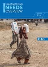 2017 Iraq Humanitarian Needs Overview