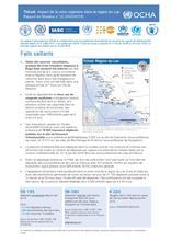 TCHAD: SITREP n°12 - Rapport de situation dans la région du Lac et impact de la crise nigériane - 30 mars 2016