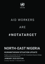 Nigeria North-East: Humanitarian Situation Update, January 2020 Edition