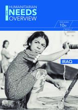 2016 Iraq Humanitarian Needs Overview