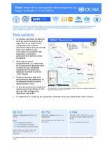 Tchad: impact de la crise nigériane dans la région du Lac - Rapport de situation n°18 (10/10/2016)