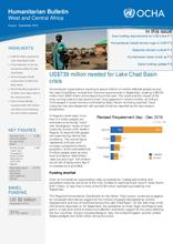 Humanitarian Bulletin West and Central Africa - August-September 2016