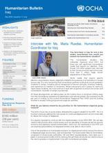 Iraq: Humanitarian Bulletin, May 2018 | Issued on 11 June [EN/KU/AR]