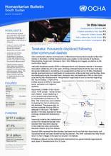 South Sudan: Humanitarian Bulletin Issue 9 (12 June 2017)