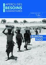 HNO Burkina Faso - Aperçu des besoins humanitaires 2016