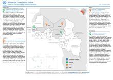 Afrique de l'ouest et du centre: Aperçu humanitaire hebdomadaire 10 – 16 mars 2020 [FR/EN]