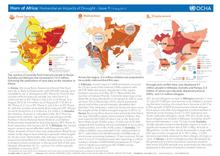 Horn of Africa: Humanitarian Impacts of Drought – Issue 9 (10 Aug 2017)