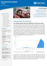 YEMEN: Humanitarian Bulletin, Issue 26 (14 August 2017)