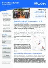 South Sudan: Humanitarian Bulletin Issue 11 (15 July 2017)