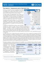 Flash Update No. 1: Desplazamiento masivo en Bajo Baudó, Chocó