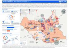 South Sudan: Humanitarian Snapshot (May 2017)