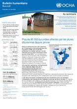 Burundi : Bulletin Humanitaire | Mai 2018 [FR]