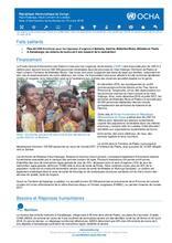 RD Congo - Haut-Katanga, Haut-Lomami et Lualaba : Note d'informations humanitaires du 15 mars 2018