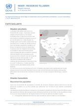 Région de Tillaberi Rapport mensuel décembre 2019