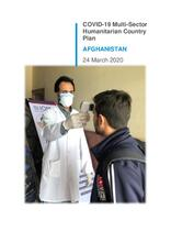 AFGHANISTAN: COVID-19 Multi-Sector Humanitarian Country Plan