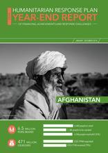 Afghanistan: Humanitarian Response Plan (2018-2021) - Year-End Report (Jan-Dec 2018)