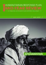 AFGHANISTAN Humanitarian Response Plan 2018-2021 - 2019 Mid-Year Report (Jan - Jun 2019)